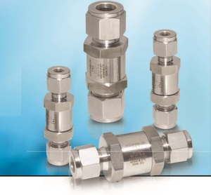 INDUSTRIAL EXCESS FLOW VALVES