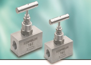 HIGH PRESSURE BAR STOCK NEEDLE VALVE