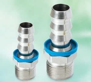 PUSH-ON HOSE FITTINGS