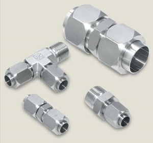 37˚ FLARED TUBE FITTINGS
